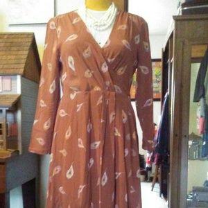 Just In Madewell Maxi Dress